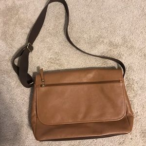 FOSSIL Messenger Bag NWOT